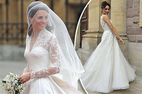 Markle Wedding Dress : Meghan Markle & Prince Harry Royal Wedding