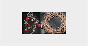 Faire Une Couronne De Noel : fabriquer une couronne de noel maison design ~ Preciouscoupons.com Idées de Décoration