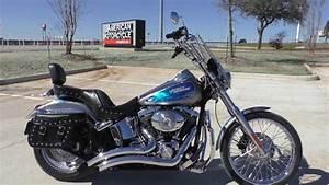 040440 2005 Harley Davidson Softail Deuce Fxstdi - Used Motorcycles For Sale