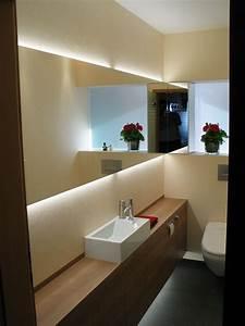 Waschbecken Für Gäste Wc : viel spiegel f r raumgr e bathroom pinterest g ste wc badezimmer und g ste toilette ~ Frokenaadalensverden.com Haus und Dekorationen