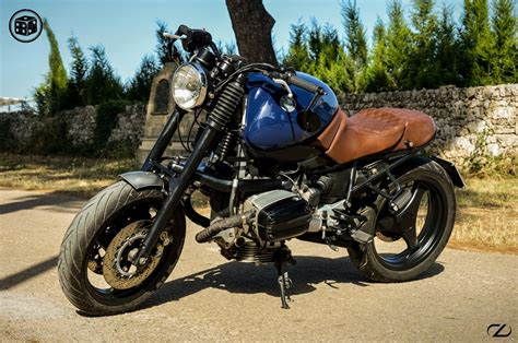Bmw R1100r Roadster By Alea Motorcycles