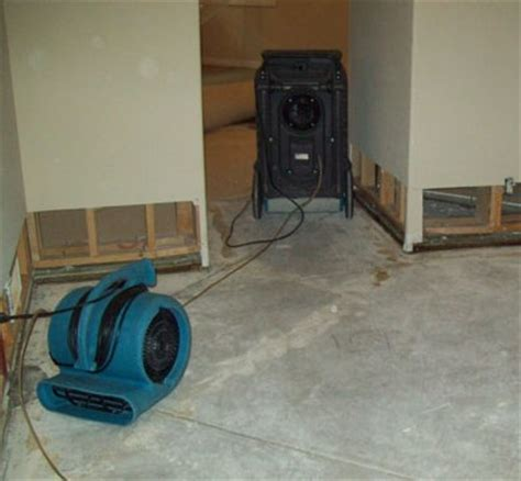 Basement Flood Cleanup Washington Dc  Water Removal
