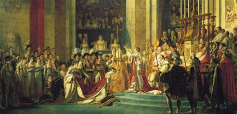 napoleons coronation painting finding napoleon