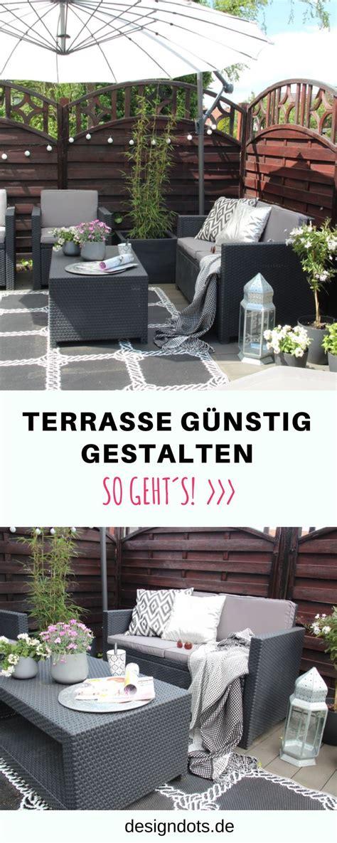 Terrassen Ideen Günstig by Diy Terrasse G 252 Nstig Selber Bauen Gestalten Und