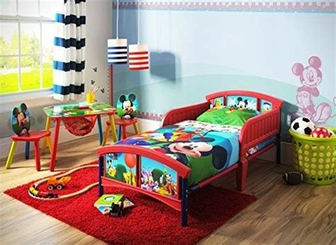 Mickey Mouse Clubhouse Toddler Bed Disney Childrens