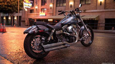 Hd Harley Davidson Wallpapers (77+ Images