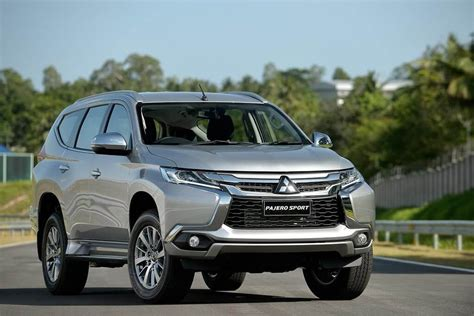 2017 mitsubishi pajero sport suv price specs and review best truck