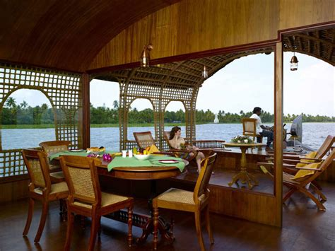 House Boat Jetty Alleppey by 6 Days Tour Of Cochin Munnar Kumarakom And Alleppey