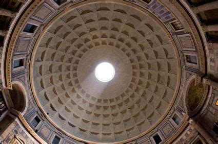 Cupola Pantheon Roma by Romapoint Qualche Curiosit 224 Sul Pantheon