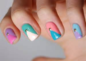 Nail art colors trends