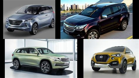 Upcoming 7-seater Family Cars In India