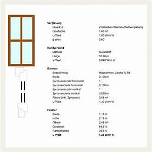 U Wert Wand Berechnen : w rmeschutznachweis nach din 4108 und energieeinsparverordnung enev 2014 architekt andreas ~ Themetempest.com Abrechnung