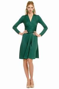 Emerald Cocktail Dress   Black Hairstyle and Haircuts