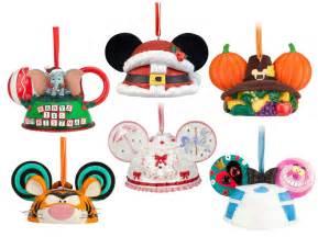 limited time magic spotlight on new disney ear hat ornaments at disney parks disney parks