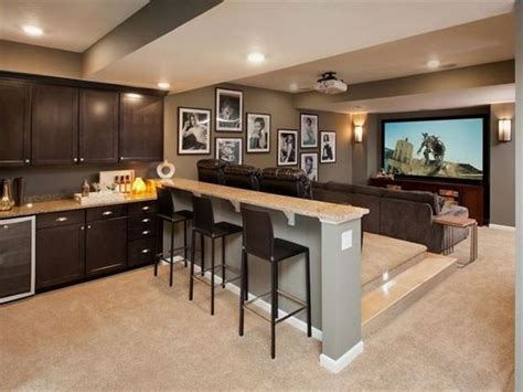 Finished Basement Ideas (cool Basements. Kitchen Islands With Seating For Sale. Building Your Own Kitchen Island. Sinks For Small Kitchens. White Coastal Kitchen. Tile Kitchen Countertops Ideas. Island In Kitchen Ideas. White Kitchen With Splashback. Modern White Kitchen Ideas