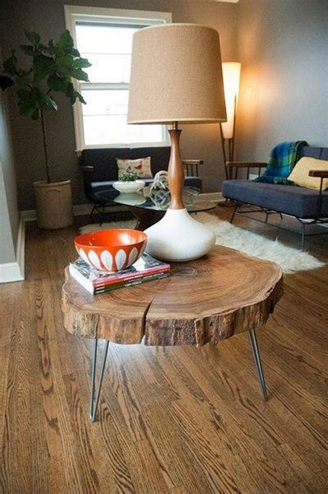 Little glass jar has designed this faux industrial style coffee table that's built all from wood and uses two different colors of stain to give it a metal look. 17+ Beautiful and Unique Round DIY Coffee Table Designs ...
