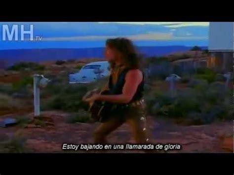 Jon Bon Jovi Blaze Glory Youtube