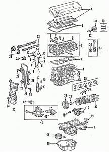 Toyota 2 4l Engine Diagram  Toyota  Auto Parts Catalog And