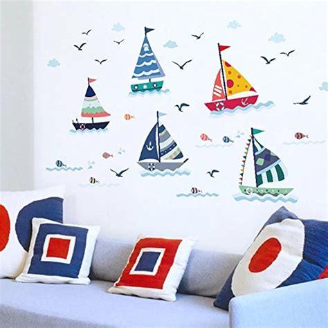 Wandtattoo Kinderzimmer Segelboot by Tapeten Und Andere Wohnaccessoires Wandsticker4u