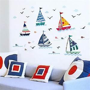 Sticker Für Die Wand Kinderzimmer : kinder wandtattoos und andere wandtattoos von ~ Michelbontemps.com Haus und Dekorationen