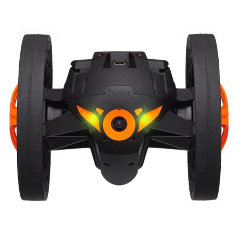 phone controlled robot parrot jumping sumo smartphone and tablet controlled