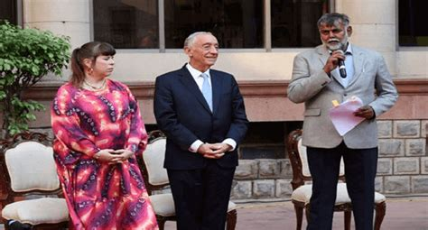 Portuguese president, Patel jointly inaugurate Cha-Chai ...
