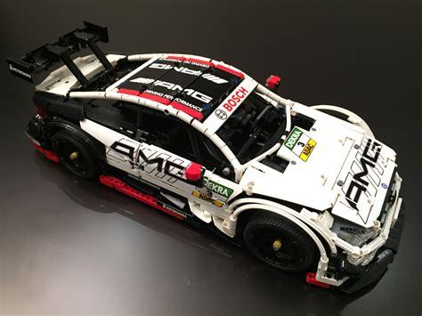 lego technic mercedes amg lego moc 6687 mercedes amg c63 dtm bodywork quot amg quot only technic gt model gt race 2017