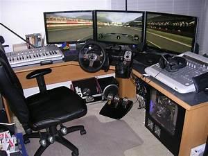 home office ultimate gaming pc custom desk build log With charming meuble 8 case ikea 7 bureau pour ordinateur table meuble pc informatique
