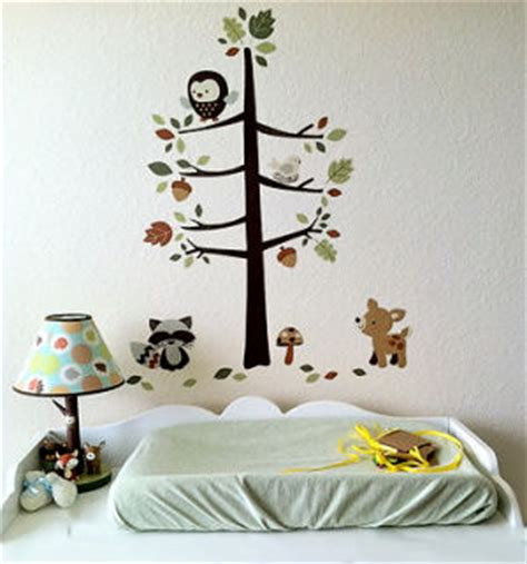 Deer Wall Decals for a Baby Nursery