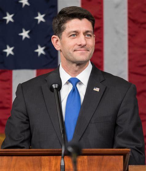 speaker of the house in paul