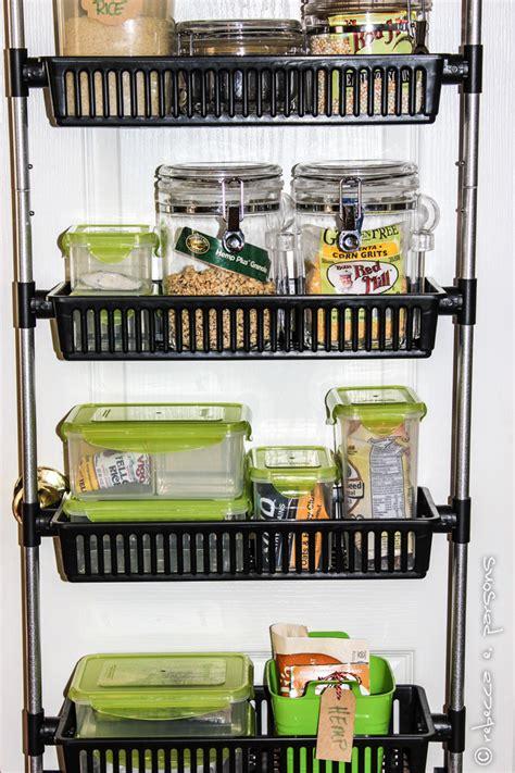kitchen storage  organized pantry makeover lesson