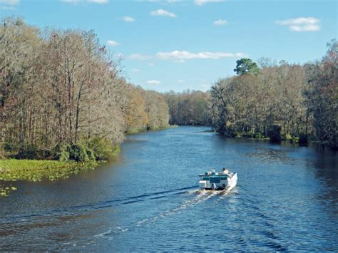 river florida dunnellon fl towns hernando withlacoochee trail bridge aztec elevation point usa charming spring visit martin map onlyinyourstate boat
