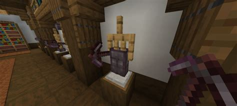 Netherite Tools And Armor Textures Mine Mods Kit