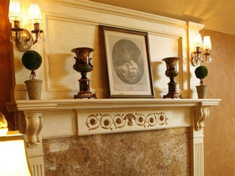 Fireplace Mantel Designs Hgtv
