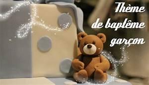 Idee Sympa Pour Bapteme : th me bapt me garcon ~ Farleysfitness.com Idées de Décoration