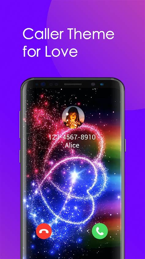 android super call flash apk  call themes