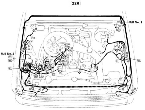 1982 Toyotum 22r Carb Wiring Diagram by 2 Specific Questions On A C Low Port 85 When
