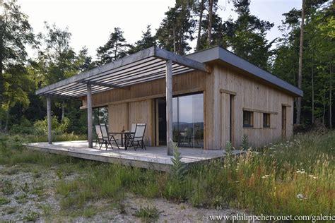 maison en bois auvergne maison bois par atelier 3a architectes