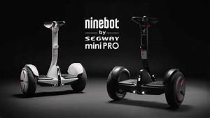 The Segway Minipro - Smart Personal Transporter