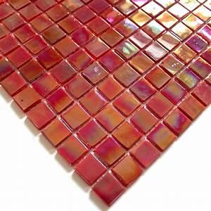 pate de verre carrelage salledebain rainbow ecarlate With pate de verre salle de bain