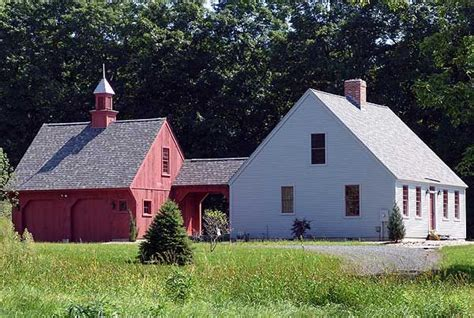 house  barns attached google search  images  england farmhouse colonial house