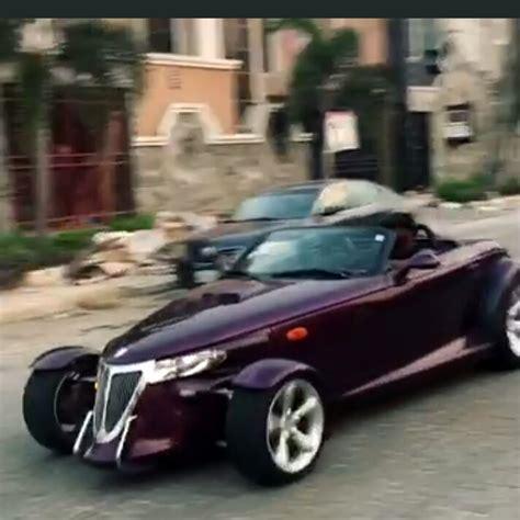 New Chrysler Sports Car by Okoye Buys New Chrysler Prawler Sport Car Worth N50