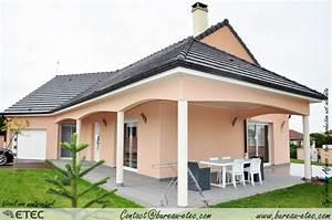 Maison En L Moderne : maison traditionnelle fos enne etec ~ Melissatoandfro.com Idées de Décoration