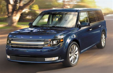 Ford Flex   2017   2018 Best Cars Reviews