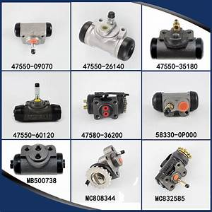 Receptor De Freno Para Toyota Hilux Ggn125 47550