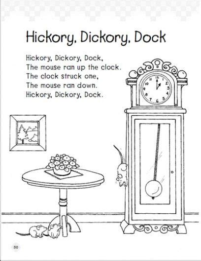 best 25 hickory dickory dock ideas on 322 | b6989057f052eb227f65bc1978725e12 early reading reading comprehension