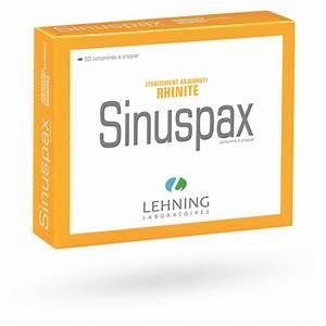 Ronde A Croquer : sinuspax lehning sinusite rhinite 60 comprim s croquer ~ Nature-et-papiers.com Idées de Décoration