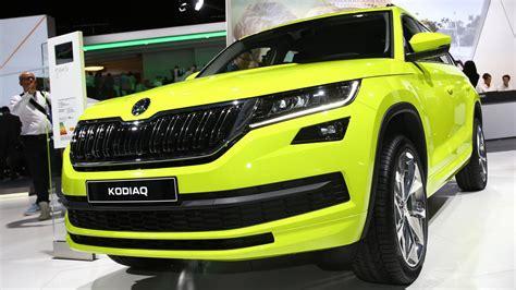 Skoda Will Go Electric In 2019