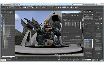 Autodesk 3ds Max screenshot #6
