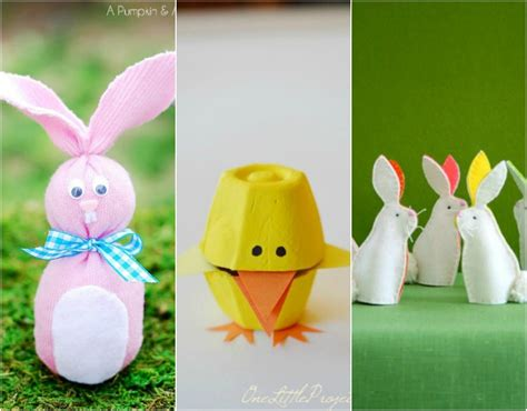 fun easy easter craft ideas  adults children
